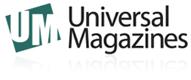 Universal Magazines logo